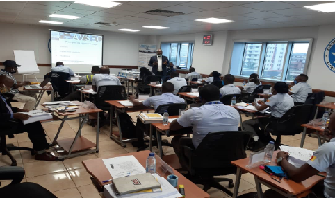 Training of civil aviation security instructors (AVSEC)