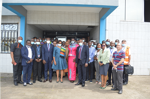 Forum on the quality of services offered to air transport users in Cameroon on October 13, 2021 in Douala