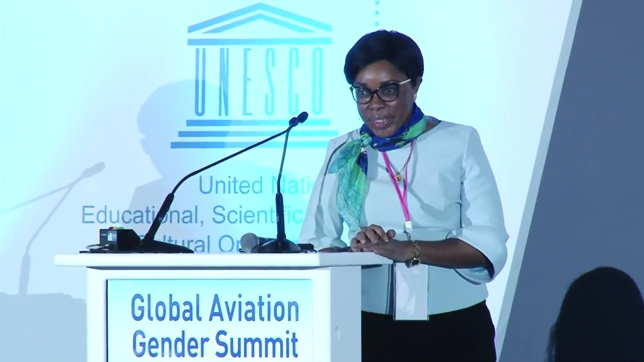CCAA present at first global Aviation Gender Summit Capetown-SA August 10-12 2018